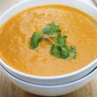 Puré de zanahoria con muchas vitaminas