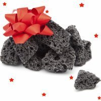 Carbón dulce. Receta y regalo de Reyes para niños traviesos
