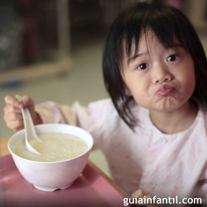 Recetas de dieta blanda para niños y bebés enfermos