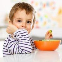 Menú light para niños, ligero y sano