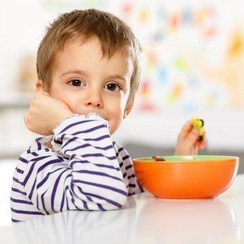 Más recetas light para niños