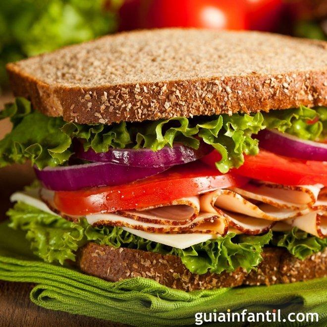 Sandwich especial para el Día del Padre