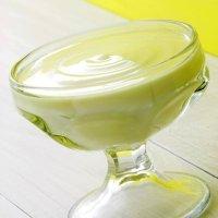 Mousse de limón fácil y ligera para niños