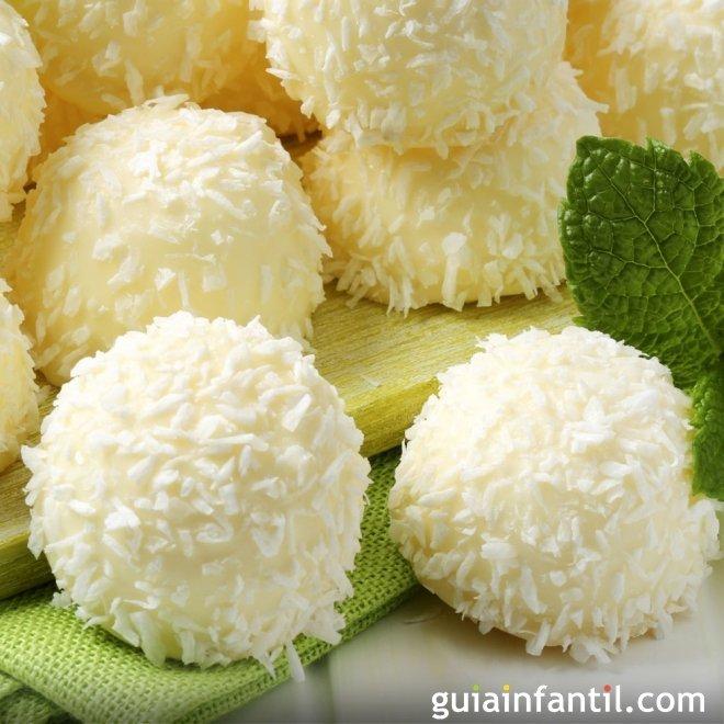 recetas de postres de coco