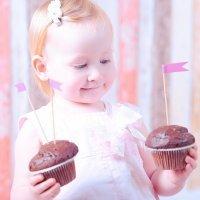 Recetas de magdalenas, cupcakes y muffins