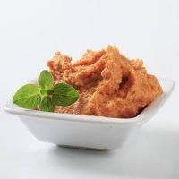 Dip de zanahoria y curry, entrante sano para niños