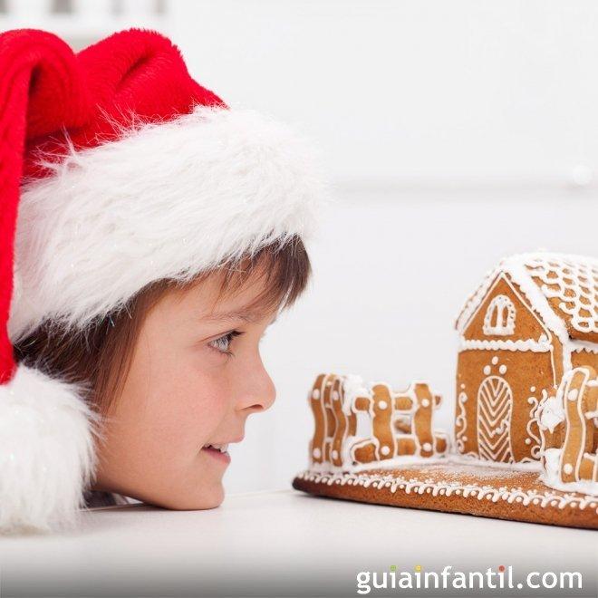 Postres Para Una Feliz Navidad.Dulces Navidenos Para Ninos Recetas De Postres De Navidad