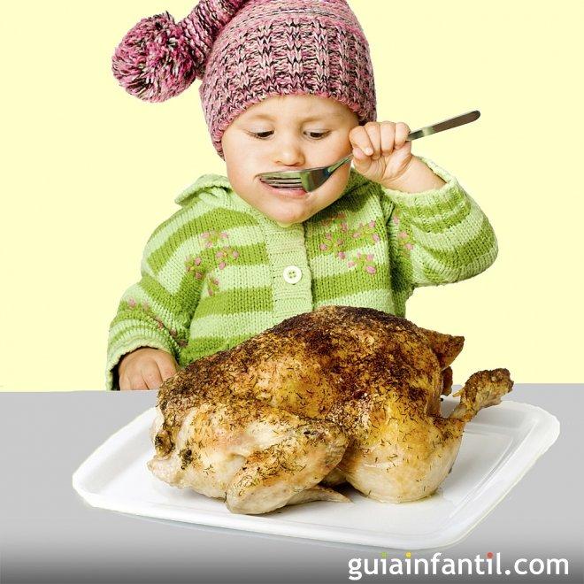 Recetas de pollo para ni os platos f ciles y econ micos - Platos de pollo faciles ...