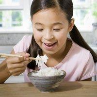 Recetas con arroz sanas y saludables para niños