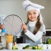 Recetas rápidas para preparar en 10 minutos a los niños