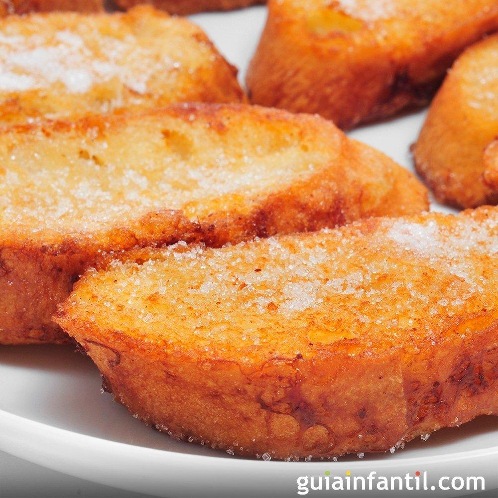 Torrijas de la abuela para semana santa for La cocina dela abuela paca