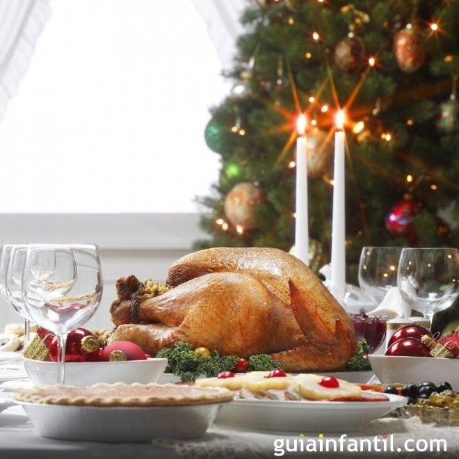 Recetas De Navidad Para Ninos Cenas Para Nochebuena - Que-preparar-para-la-cena-de-navidad