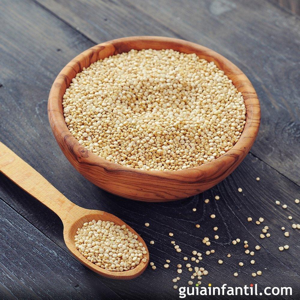 Recetas f ciles y nutritivas con quinoa for Platillos franceses faciles