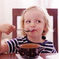 Cremas y purés nutritivos para niños