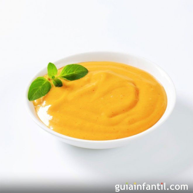 Receta casera de salsa americana