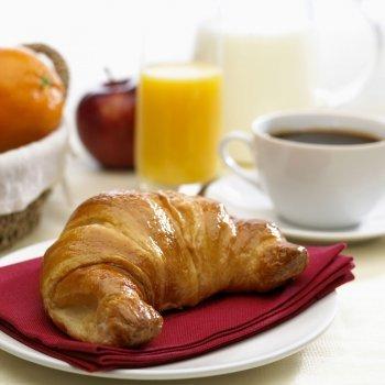Receta de Croissant. Pan francés