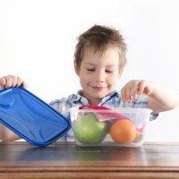 Recetas para una lonchera escolar saludable