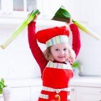 Recetas con puerros. Recetas sanas para niños y toda la familia