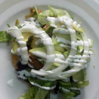 Tostada de Tinga. Receta popular en México