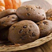 Cookies de calabaza y naranja sin gluten