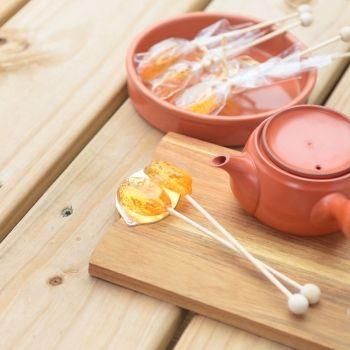 Caramelos de miel y limón para la tos de los niños