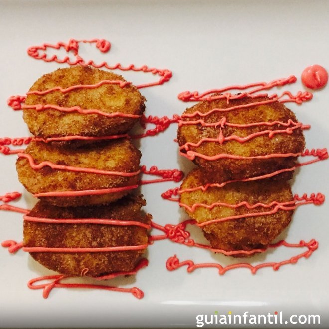 ¿Nuggets o Leche frita? Receta de trampantojo para toda la familia