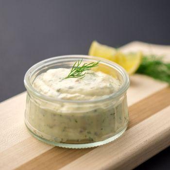 Salsa tártara casera. Recetas de salsas