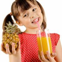 Recetas con piña para niños. Postres y meriendas con ananás