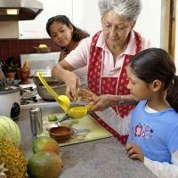 Recetas típicas de abuelas latinas para los niños