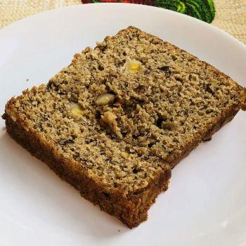 Receta de pan de plátano para un desayuno infantil sano