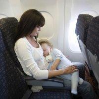 Dolor de oídos en el avión