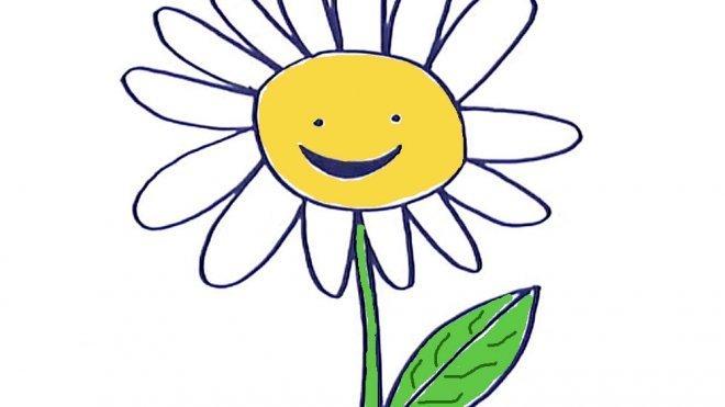 elegant dibujos de flores para decorar