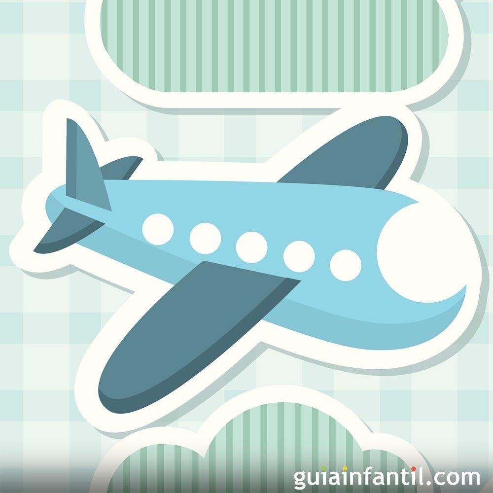 Dibujo Avioncito