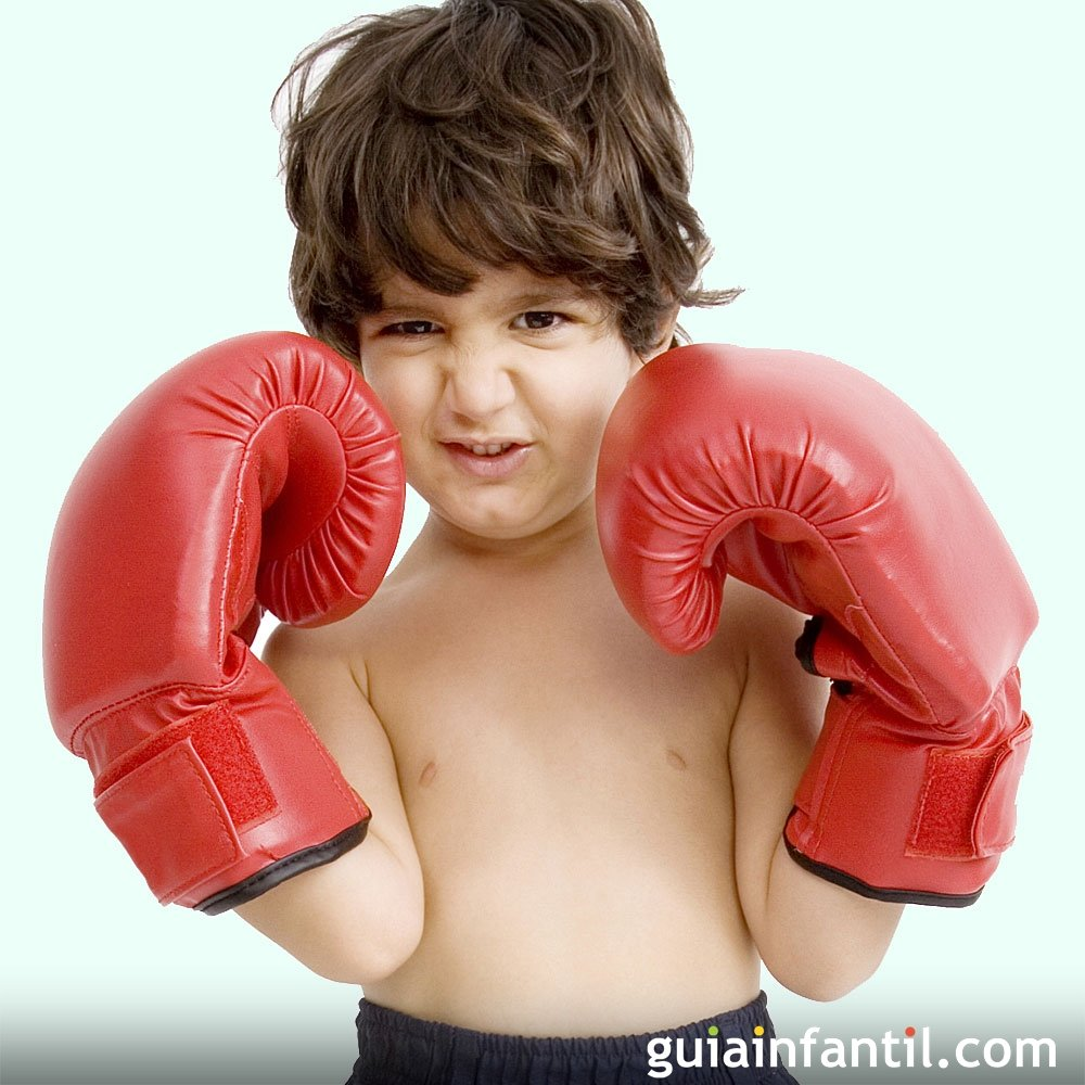 Educar Agresividad Educar La La Contra Contra Infantil cRSAq354jL