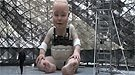 Bebé gigante de España en la Expo de Shanghai