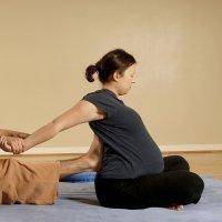 Masaje de espalda para la embarazada