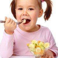 Hábitos de alimentación de un niño diabético