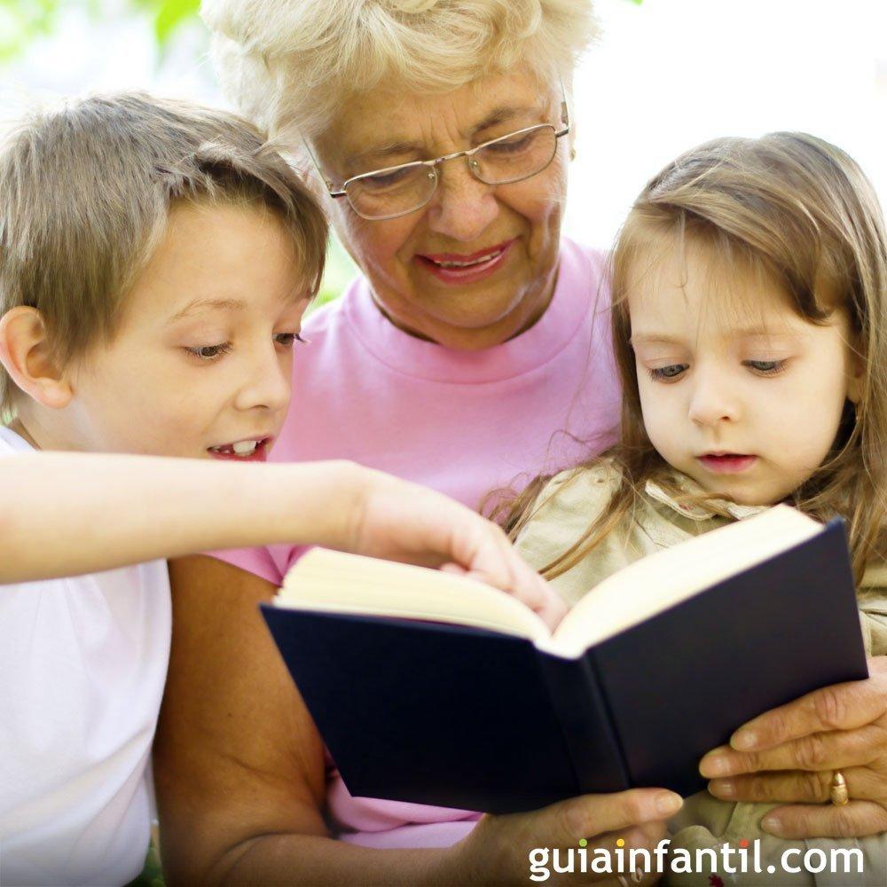 El papel del abuelo en la educación de sus nietos