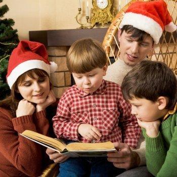 Mensaje a los padres para disfrutar de la Navidad