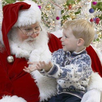 La leyenda de Papá Noel
