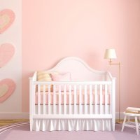 Colores más apropiados para la habitación del bebé