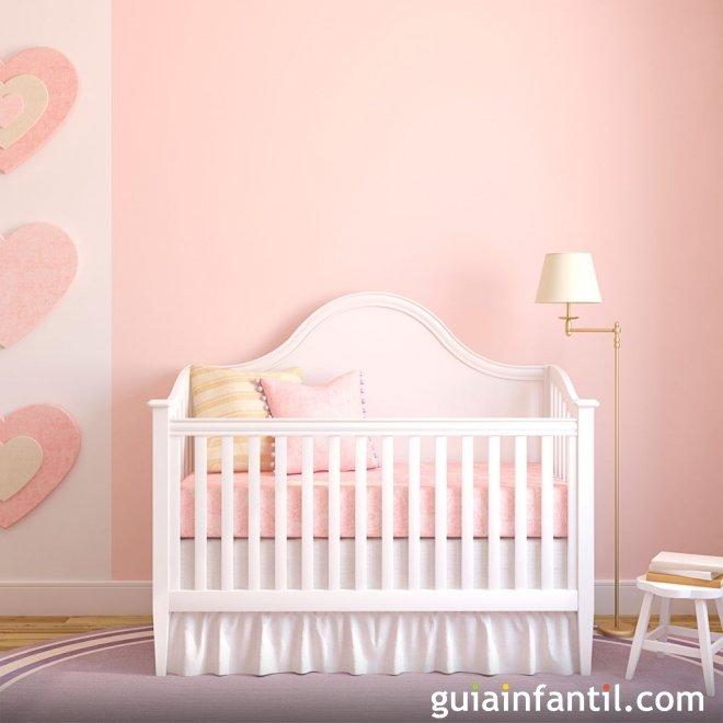Los colores en la habitacin de los bebs