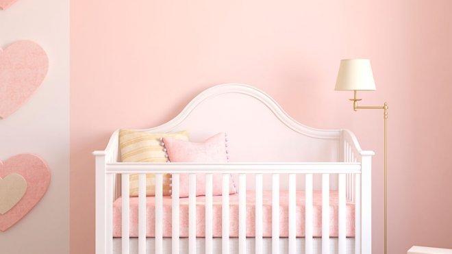 Los colores en la habitaci n de los beb s for Como decorar habitacion bebe nina