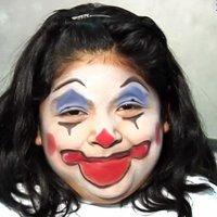 Maquillaje de fantasía de Payaso