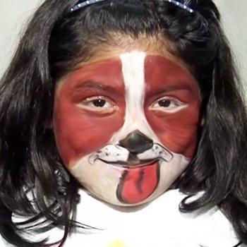 Maquillaje de perrito