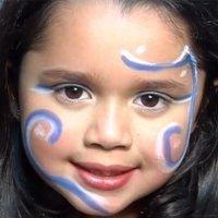 Maquillaje de fantasía de Hada