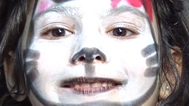 5dce203da Maquillaje de fantasía de Gato