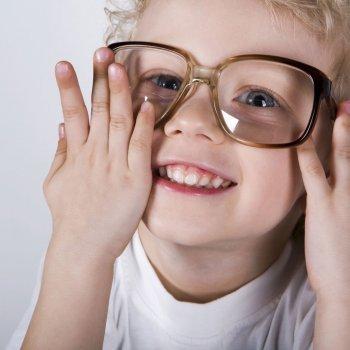 Detectar un problema en la visión de los niños