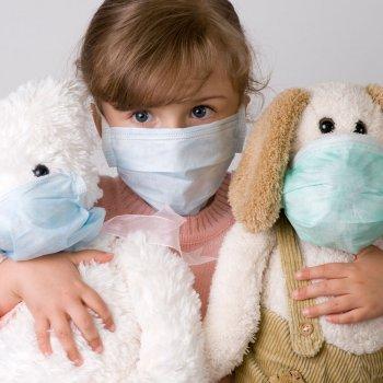 Tipos de alergia y asma en los niños