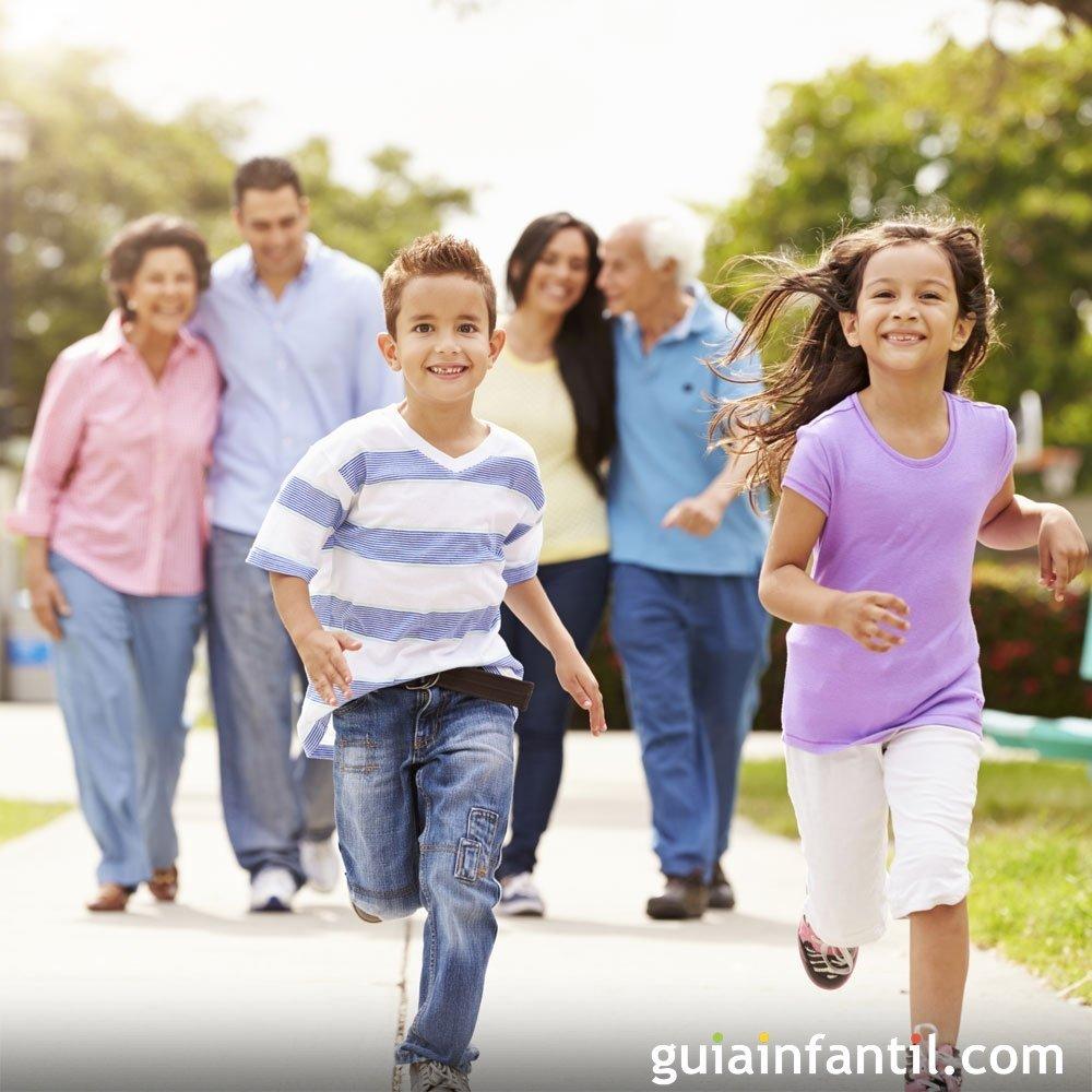 Familia de tias y sobrinas se cogen entre si - 4 9
